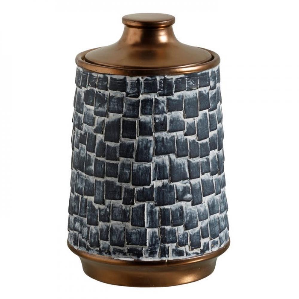 Recipient depozitare Loran din Ceramica D16cm H26cm imagine 2021 insignis.ro