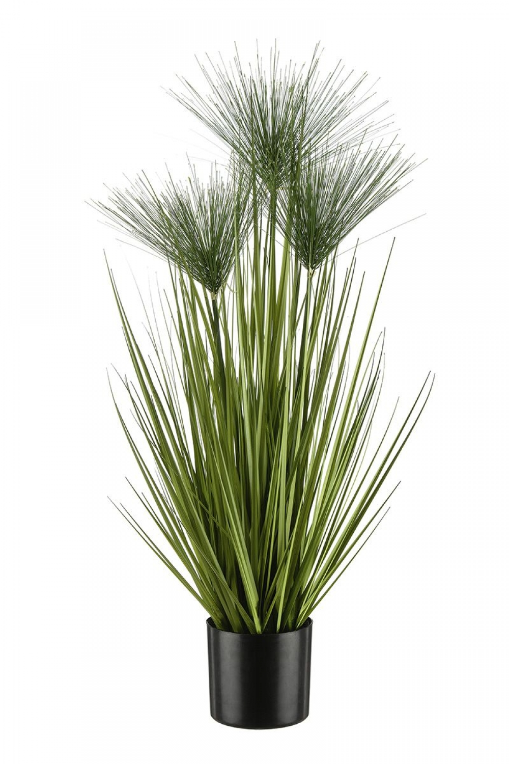 Iarba decorativa artificiala in ghiveci Cycas H76cm