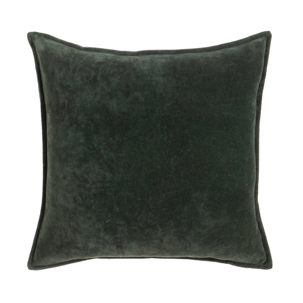 Perna decorativa verde inchis Sensations L45cm imagine 2021 insignis.ro
