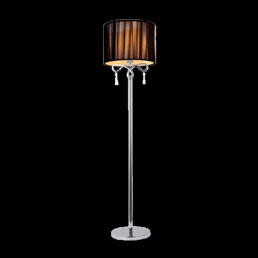 Lampa de podea Lilith 1xE27 Crom H158 imagine 2021 insignis.ro