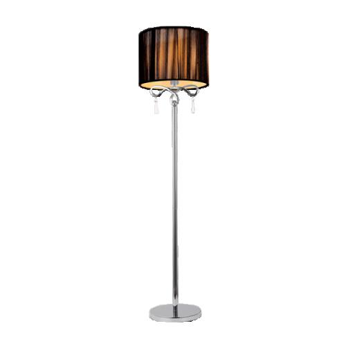 Lampa de podea Lilith 1xE27 Crom H158