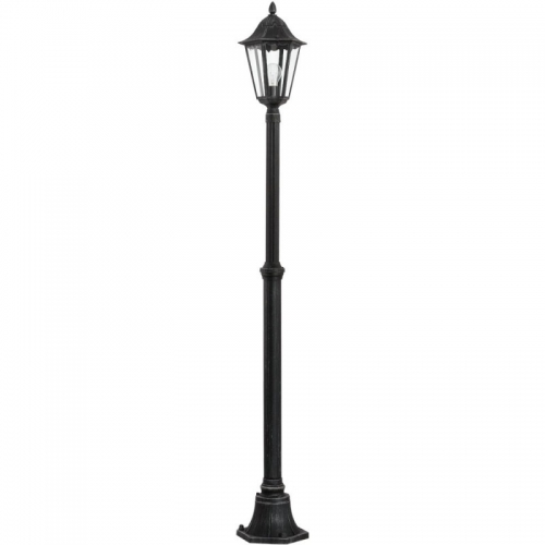 Lampadar Exterior WINTER 1 negru