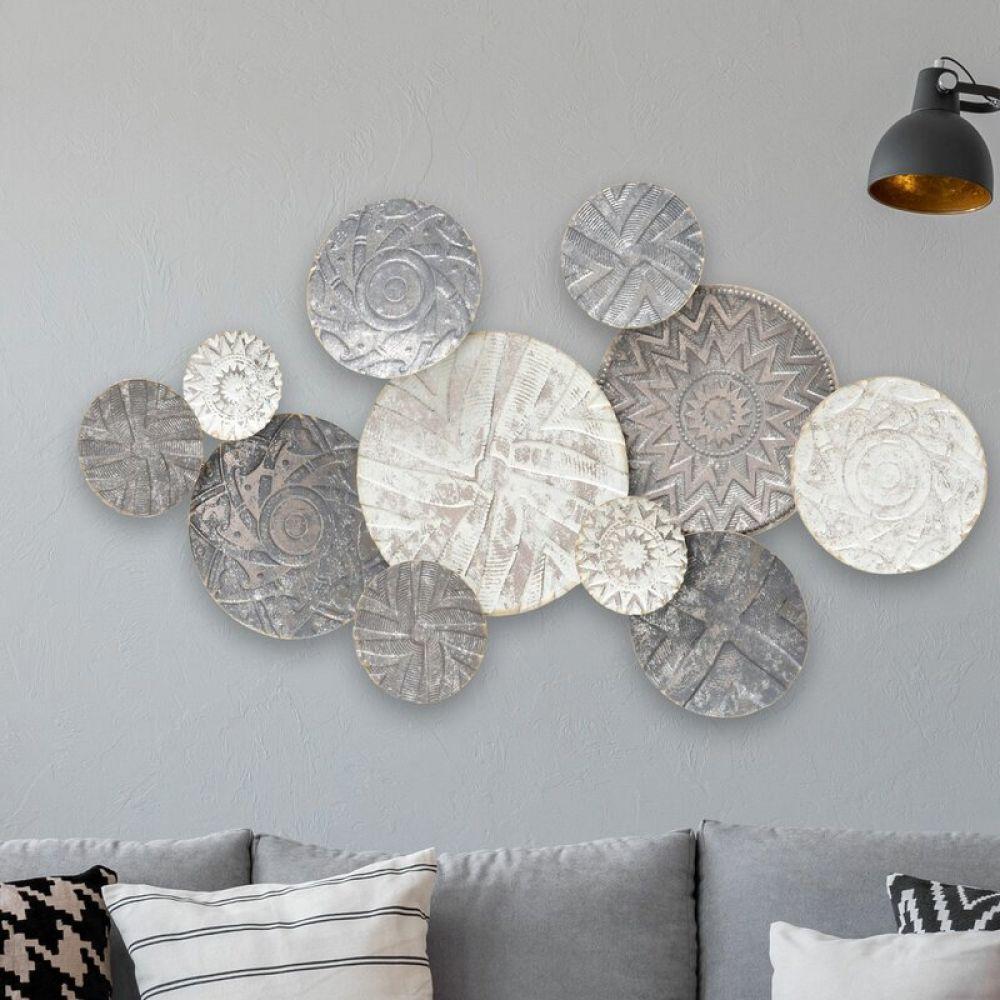 Decoratiune perete abstract Aegis L110 imagine 2021 insignis.ro