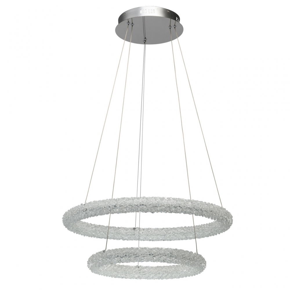 Lustra Goslar H150cm LED - 48W 32W imagine
