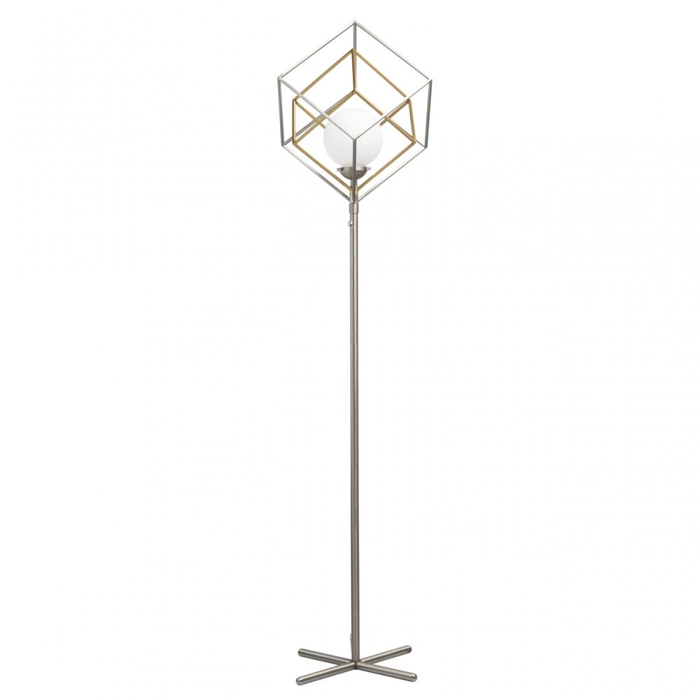 Lampa de podea Prisma H168cm LED - 7W imagine 2021 insignis.ro