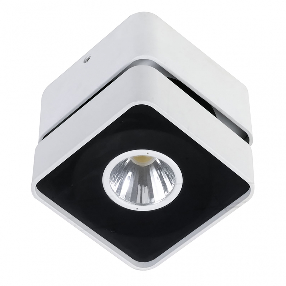 Plafoniera Techno H10.5cm LED - 1 x 33W imagine 2021