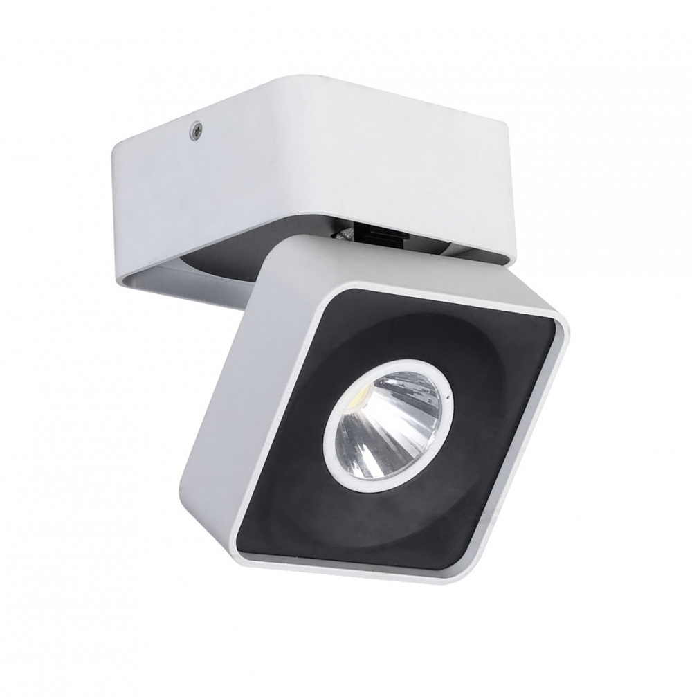 Plafoniera Techno H10.5cm LED - 1 x 23W imagine 2021