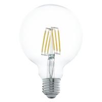 Bec LED E27 5W 600lm 2700k,  D95mm