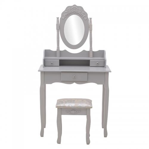 Comoda cu oglinda si scaun Dolia H148