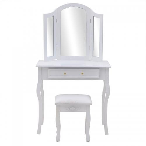 Comoda cu oglinda si scaun Dolia H135