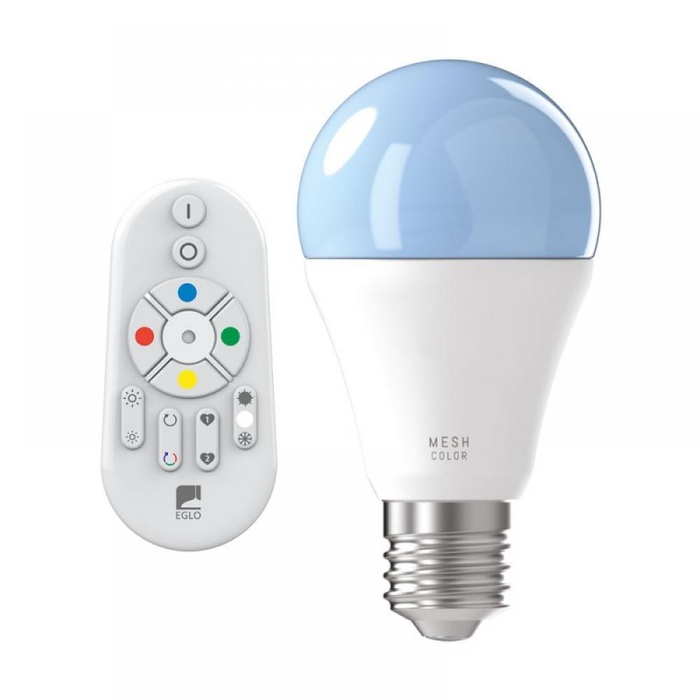 Bec inteligent cu telecomanda CONNECT LED E27 9W 2700-6500K imagine 2021 insignis.ro