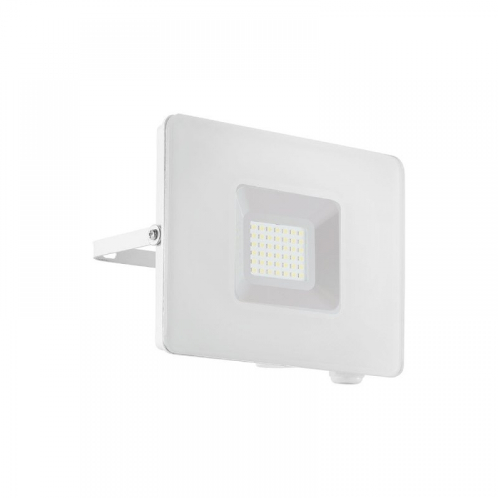 Proiector exterior LED Faedo 30W 2750lm 5000K IP65 Alb imagine 2021 insignis.ro