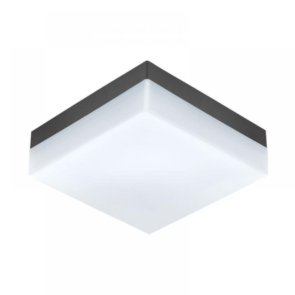 Plafoniera exterior Sonella LED 8.2W 820lm 3000K antracit imagine 2021 insignis.ro