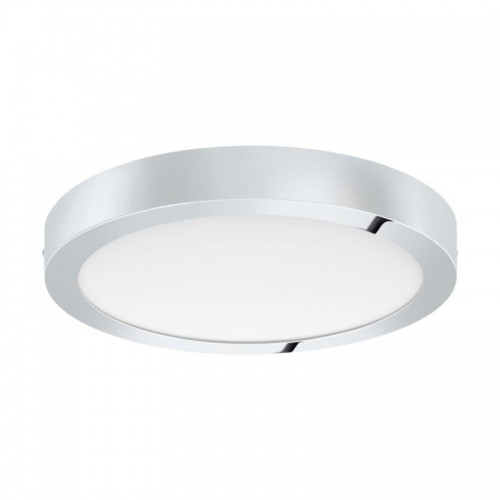Aplica LED Fuoni1  nickel 22W 2200lm 3000K