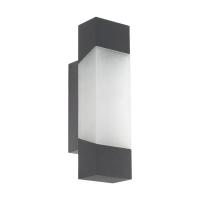 Aplica exterior GORZANO  LED 4.8W Otel zincat-Antracit