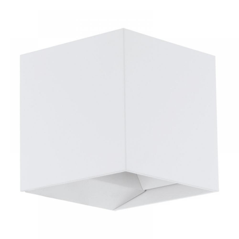 Aplica exterior LED Calpino LED 2X3.3W 680lm 3000K IP54 alb imagine 2021 insignis.ro