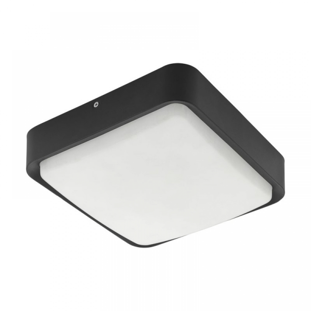Plafoniera inteligenta exterior Piove LED RGB 14W 1400lm 3000K imagine 2021 insignis.ro