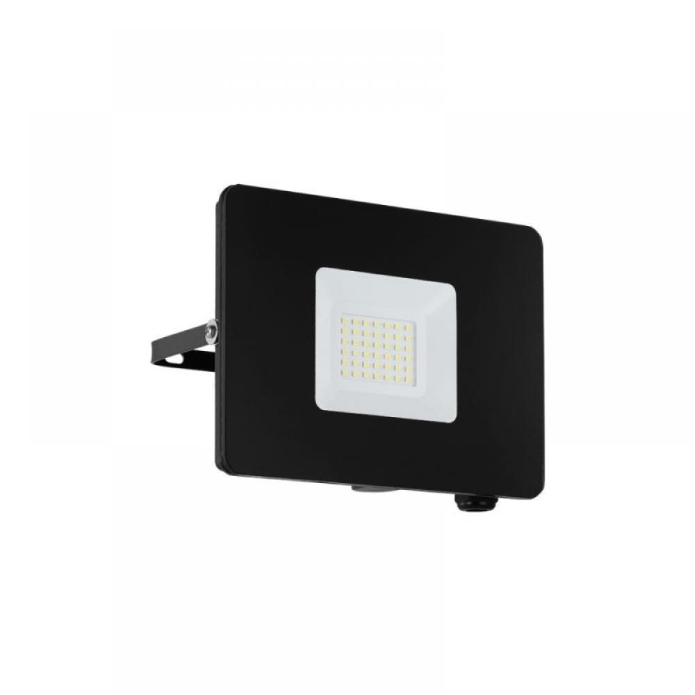 Proiector exterior LED Faedo 30W 2750lm 5000K IP65 Negru imagine 2021 insignis.ro