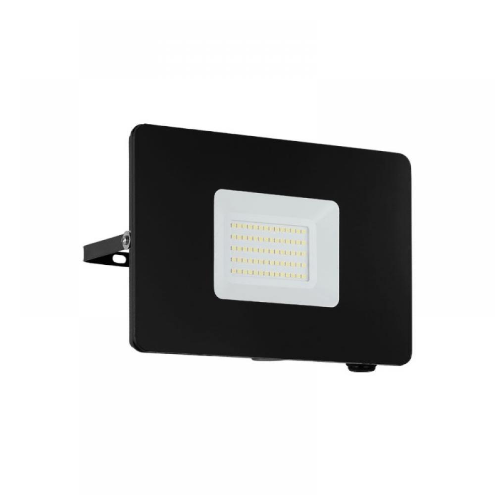 Proiector exterior LED Faedo 50W 4800lm 5000K IP65 Negru imagine 2021 insignis.ro