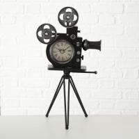 Camera de filmat vintage cu ceas H52