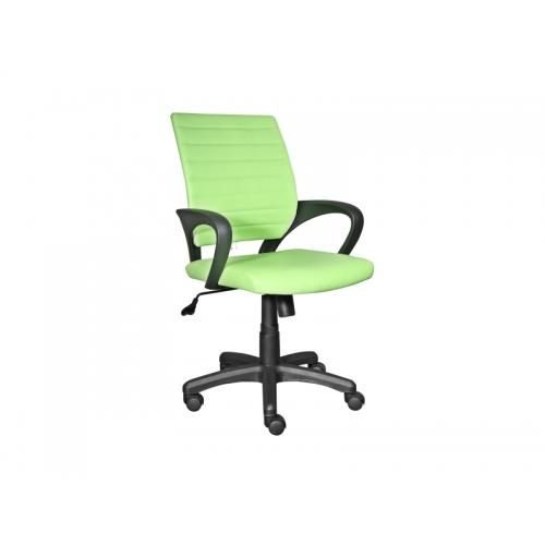 Scaun cu rotile de birou Endi verde