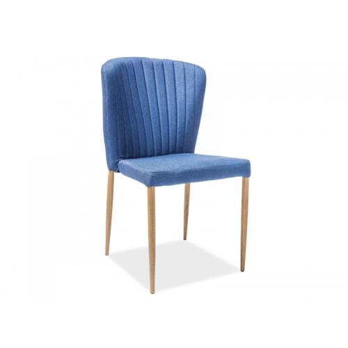 Scaun Olly albastru