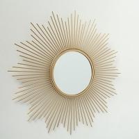 Oglinda Sunny D50 auriu