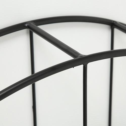 Raft metalic perete Carlton D75