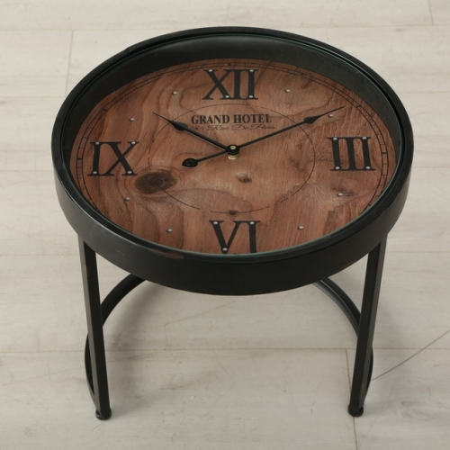 Masuta cafea ceas Time2 set2 buc H43-53