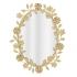 Oglinda de perete Florix Ovalis