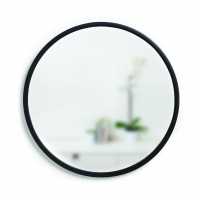 Oglinda rotunda Lavala D61 negru