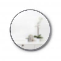 Oglinda rotunda Lavala D61 gri