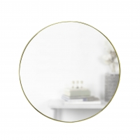 Oglinda rotunda Ansis D86 auriu