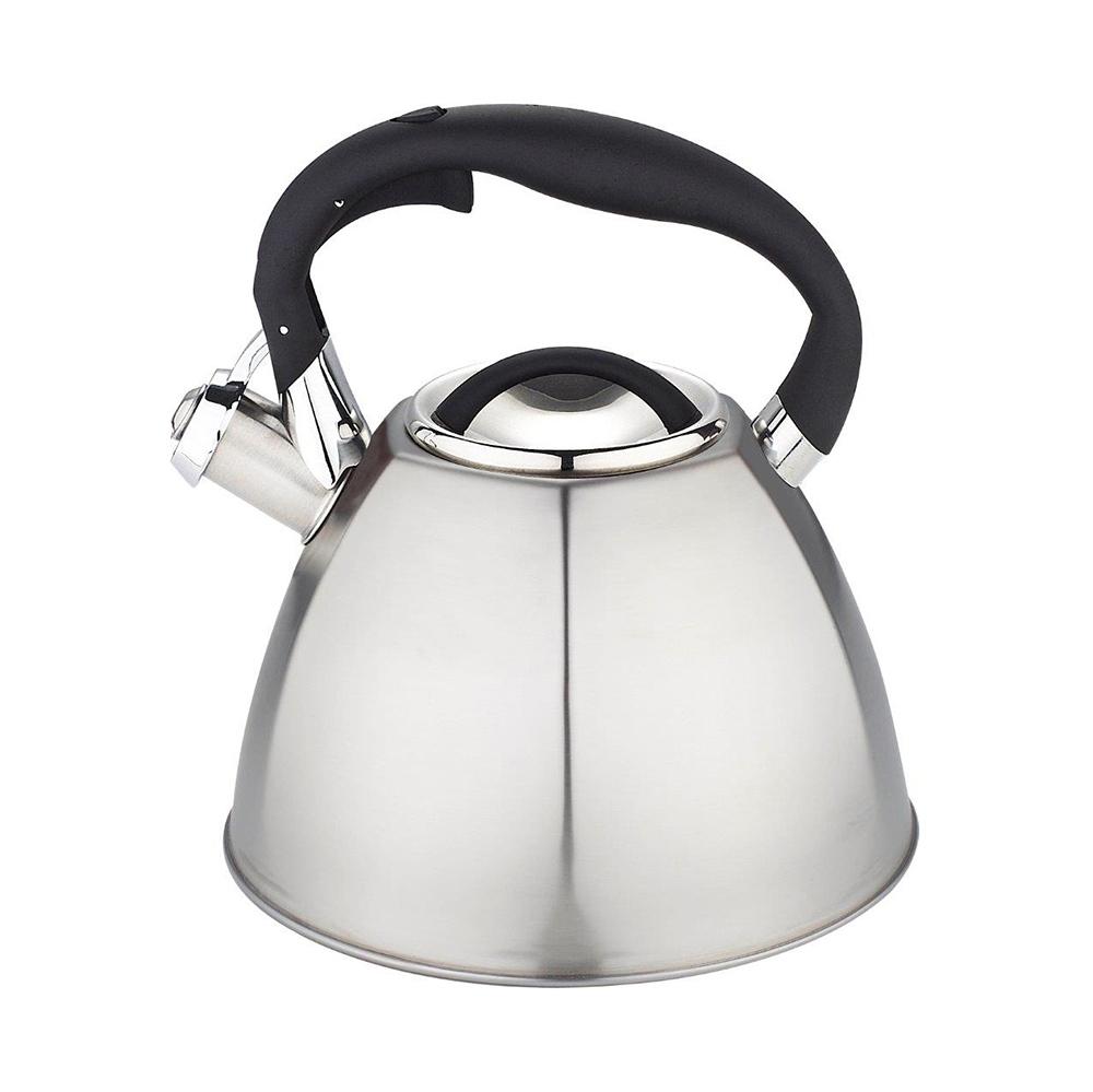 Ceainic din otel inoxidabil Argintiu Favella 3l imagine 2021 insignis.ro