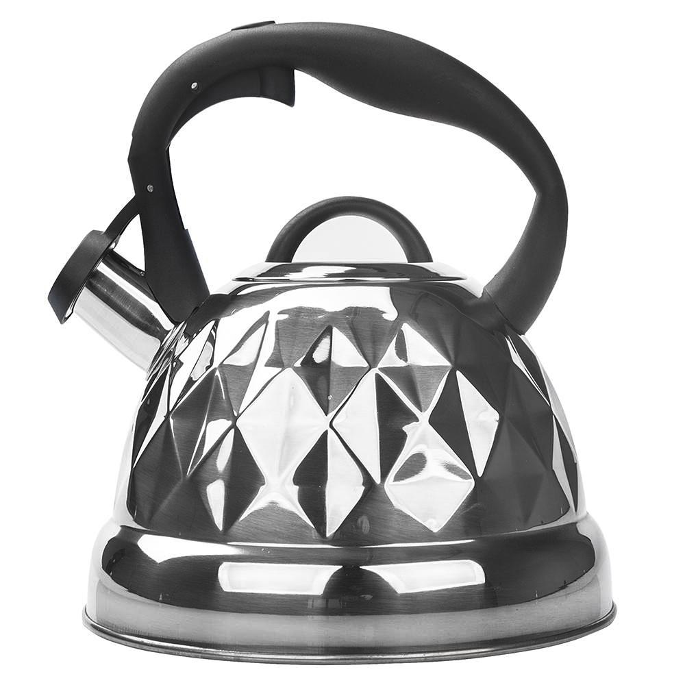 Ceainic din otel inoxidabil Argintiu Favella 2.7l imagine 2021 insignis.ro