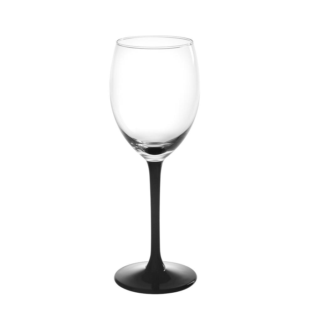 Set 6 pahare de vin rosu Onyx 250ml imagine 2021 insignis.ro