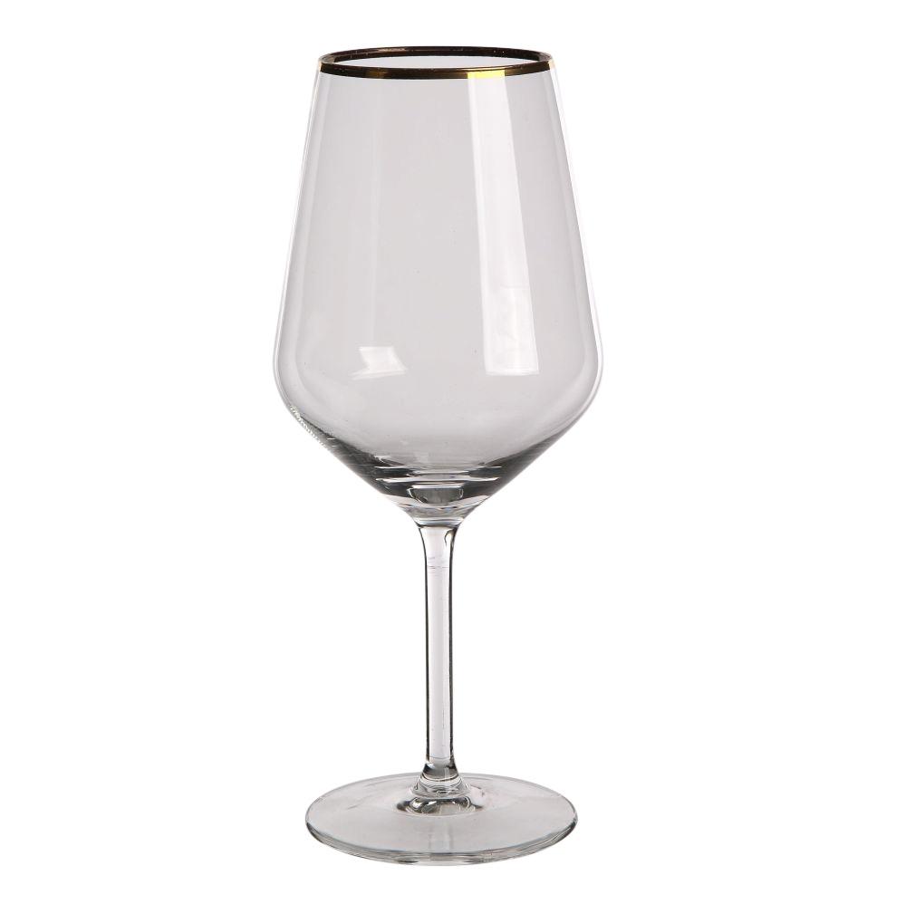 Set 6 pahare de vin rosu Rubin 530ml