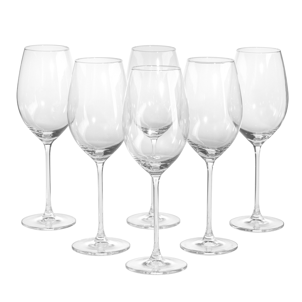 Set 6 pahare de vin alb Onyx 520ml imagine 2021 insignis.ro