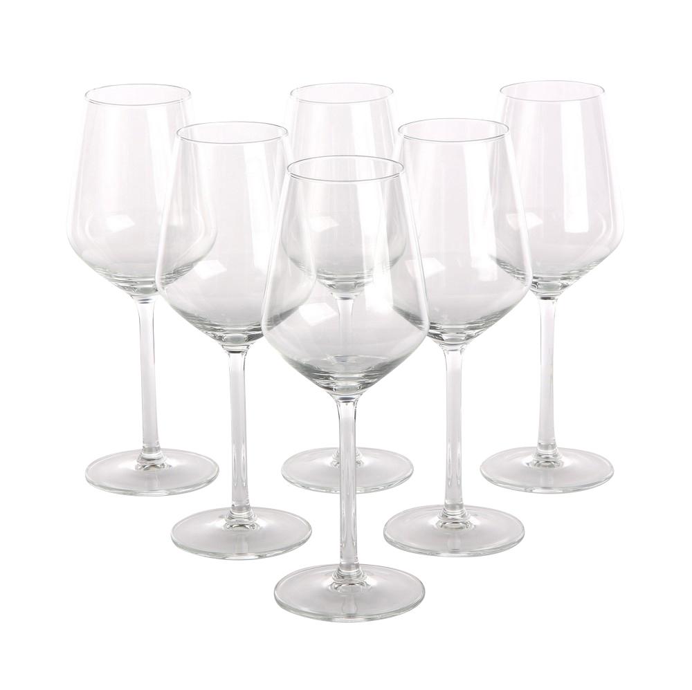 Set 6 pahare vin alb Diamond imagine 2021 insignis.ro