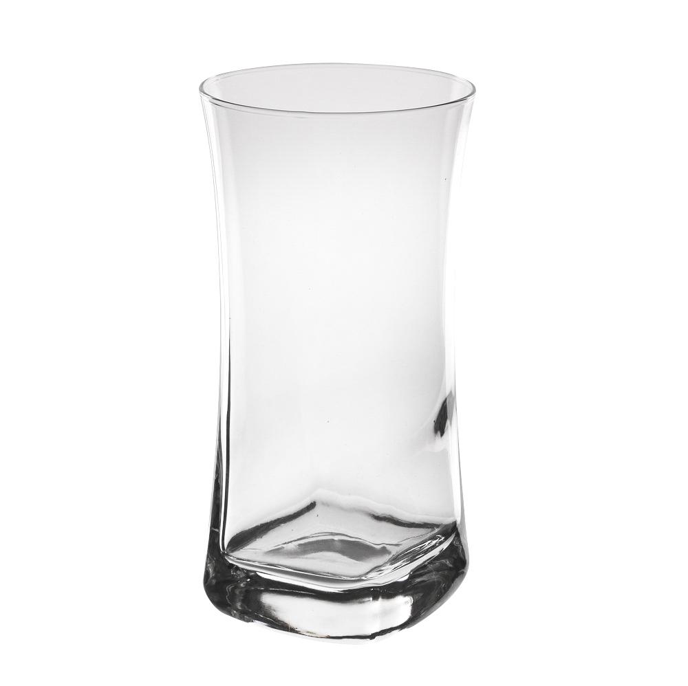 Set 6 pahare long drink Diamond 360ml imagine 2021 insignis.ro