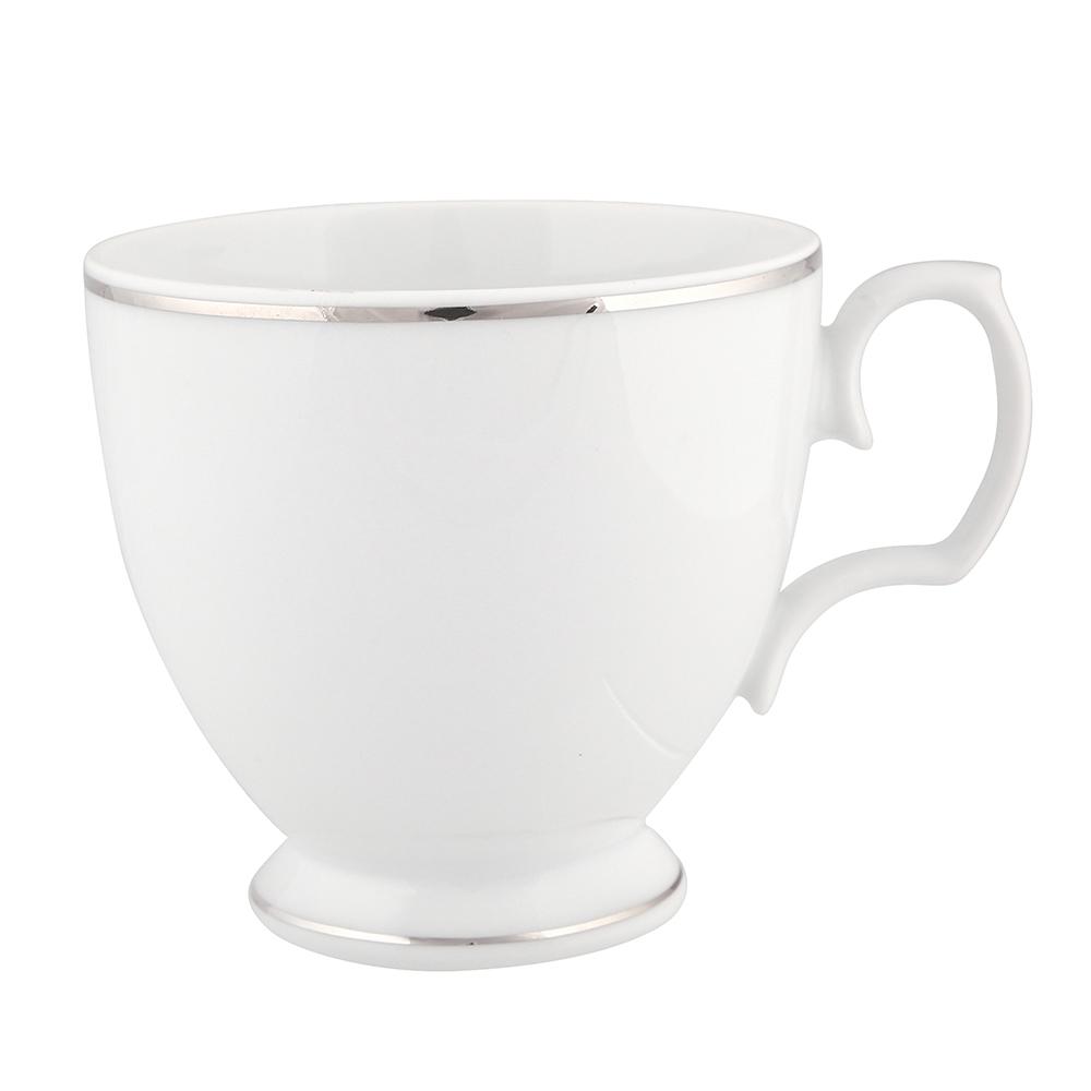 Ceasca cafea din portelan MariaPaula PlatinumLine 220ml imagine 2021 insignis.ro