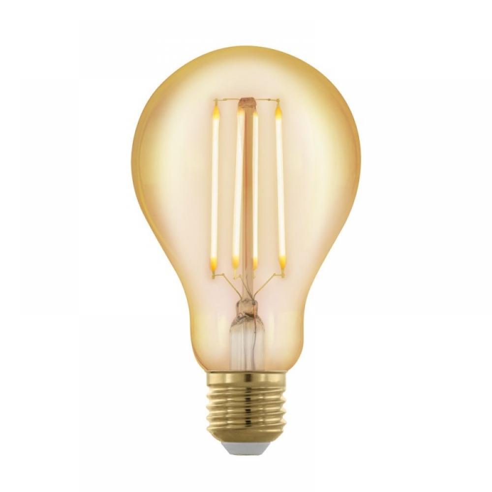 Bec dimabil decorativ LED E27 4W 1700K imagine 2021 insignis.ro
